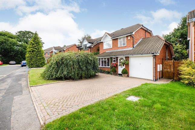 Thumbnail Detached house for sale in Bramley Drive, Handsworth, Birmingham