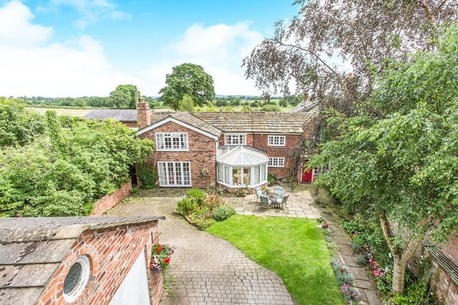 Thumbnail Semi-detached house for sale in Damson Cottage Wornish Nook, Somerford Booths, Congleton