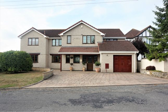Thumbnail Detached house for sale in Court Farm Road, Longwell Green