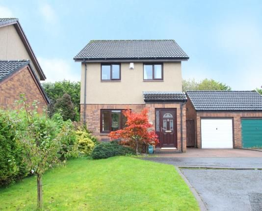 Thumbnail Detached house for sale in Bankton Park East, Murieston, Livingston, West Lothian