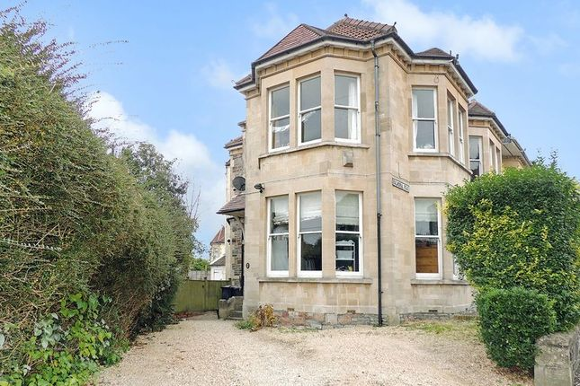 Thumbnail Flat for sale in Balmoral Road, St Andrews, Bristol