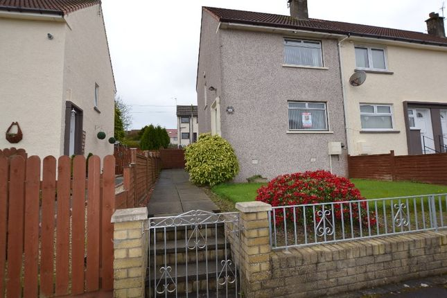 Thumbnail Terraced house to rent in Peden Avenue, Dalry, North Ayrshire