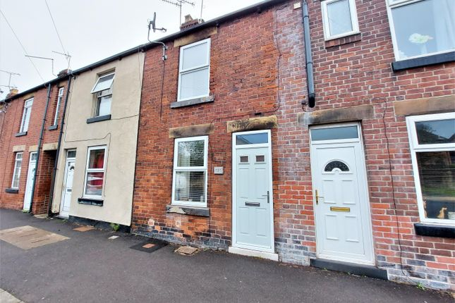 2 bed terraced house for sale in Station Road, Chapeltown, Sheffield S35