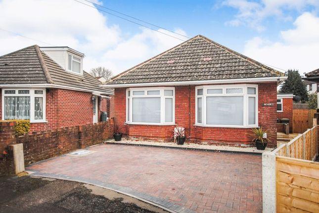Thumbnail Detached bungalow for sale in Jubilee Gardens, Southampton