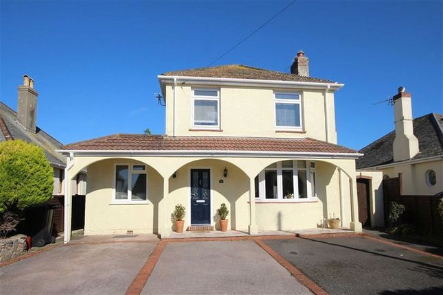 Thumbnail Detached house for sale in Gillard Road, Berry Head, Brixham