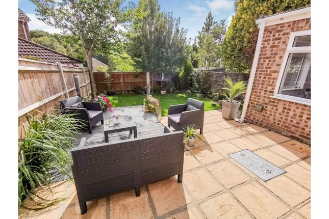 Patio of Sandpiper Road, Lordswood, Southampton SO16