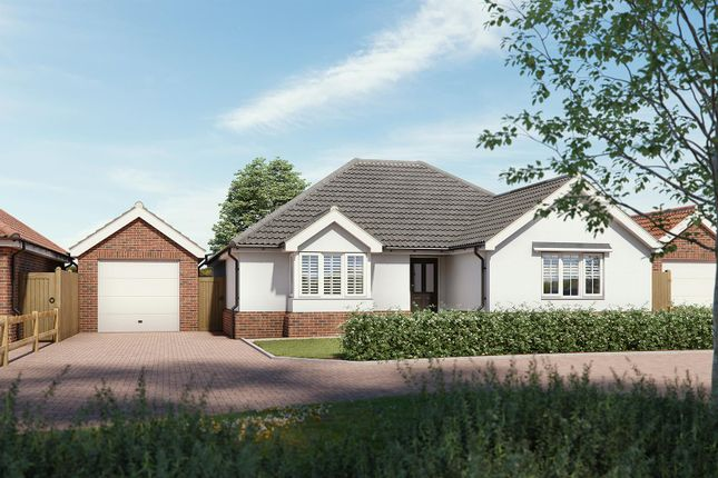 3 bed detached bungalow for sale in Mill Lane, Weeley Heath, Clacton-On-Sea CO16