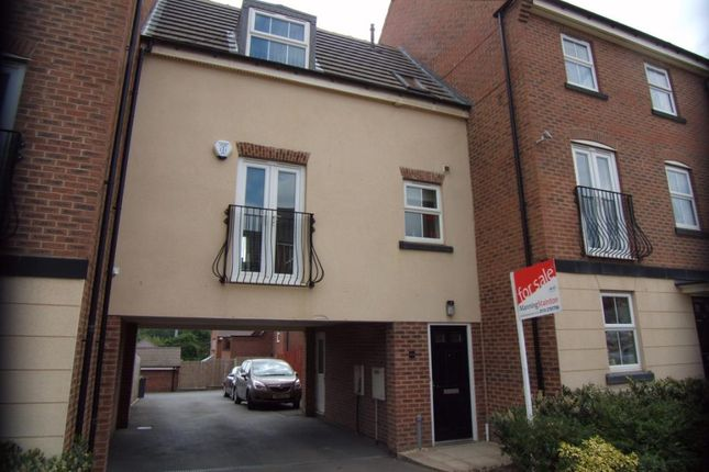 Thumbnail Flat to rent in Blenkinsop Way, New Forest Village, Leeds