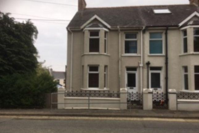 Thumbnail End terrace house to rent in Emlyn Terrace, Goodwick
