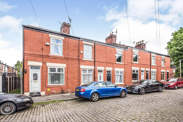 3 bed end terrace house for sale in Pearson Street, Reddish, Stockport, Cheshire SK5