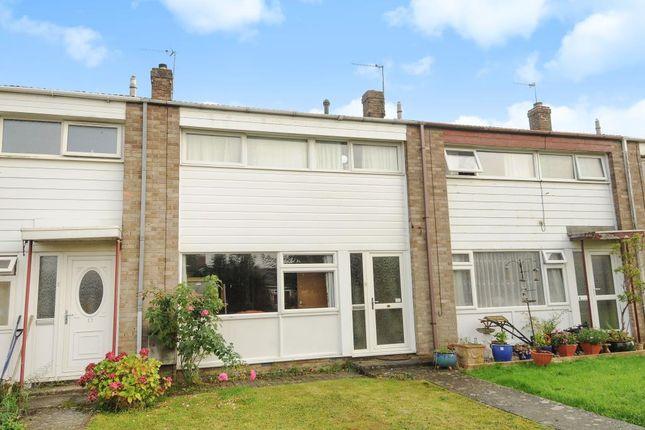 Thumbnail Terraced house to rent in Minster Lovell, Witney