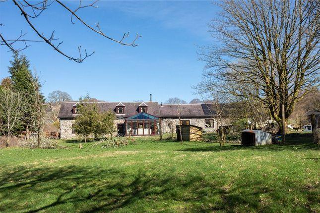 Thumbnail Detached house for sale in Auchenbreck Farm, Colintraive, Argyll & Bute
