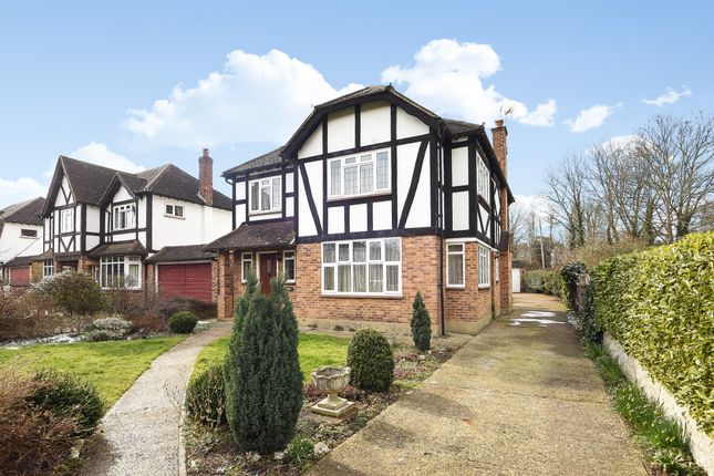 4 bed detached house for sale in Woodcote Hurst, Epsom