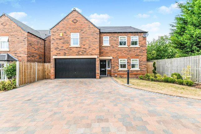 Thumbnail Detached house to rent in Thorpe Park Gardens, Leeds