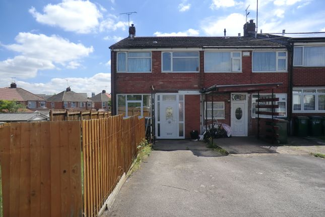 3 bed town house to rent in Leyburn Close, Coventry CV6