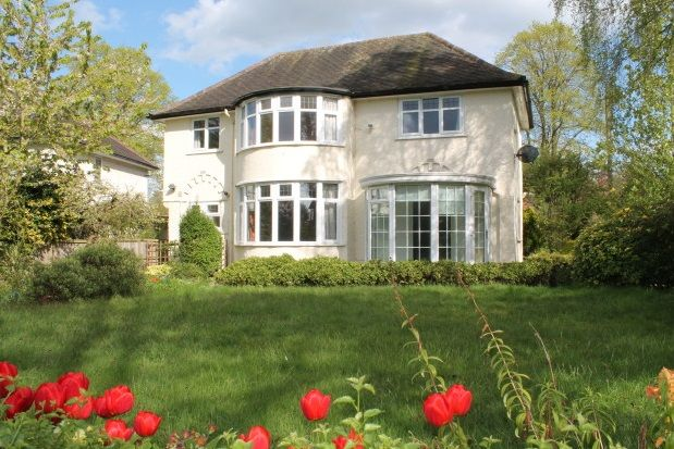 Thumbnail Detached house to rent in Egerton Road, Woodthorpe