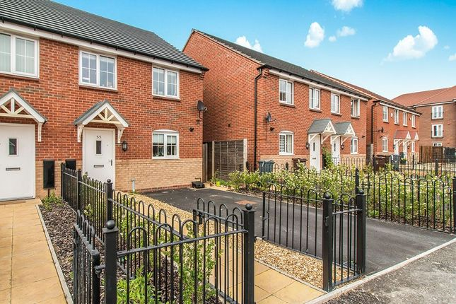 Thumbnail Semi-detached house to rent in Falls Green Avenue, Manchester