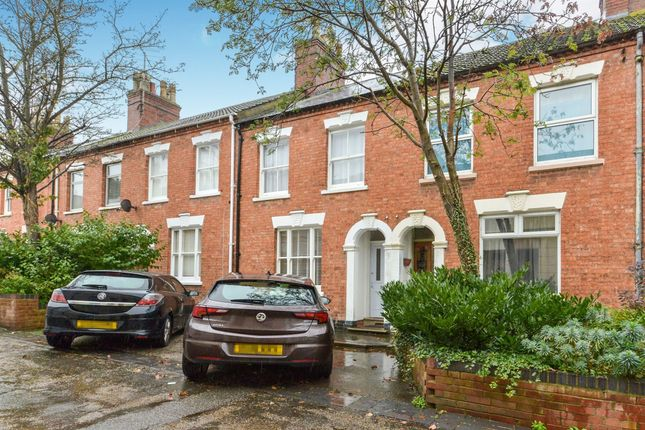 Thumbnail 3 bed terraced house for sale in Bedford Street, Wolverton, Milton Keynes