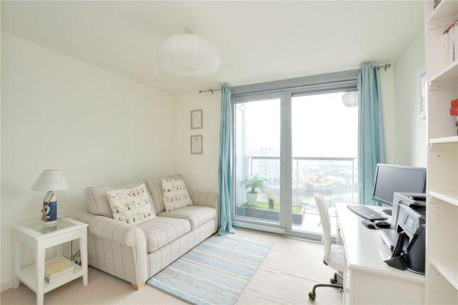 Bedroom 2 of Adagio Point, 3 Laban Walk, Deptford, London SE8
