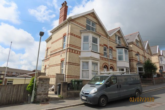 Thumbnail Flat to rent in Ashleigh Road, Barnstaple