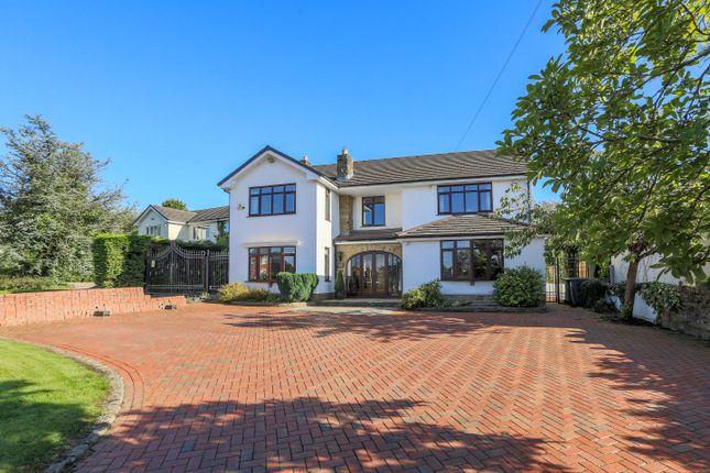 5 bed detached house for sale in Lightfoot Lane, Fulwood, Preston PR4