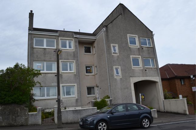 Thumbnail Flat for sale in 7B Orchard Street, West Kilbride
