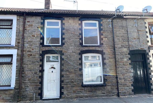 4 bed terraced house to rent in Ynyscynon Road, Trealaw, Rhondda CF40