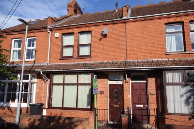 3 bed terraced house for sale in Loxleigh Avenue, Bridgwater
