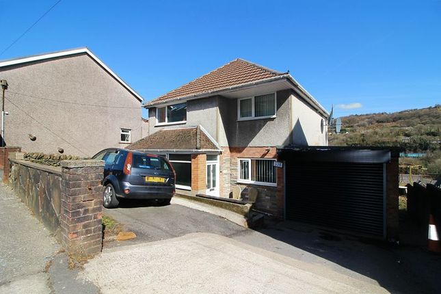 Thumbnail Detached house for sale in Wood Road, Treforest, Pontypridd