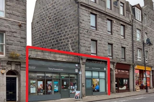 Thumbnail Retail premises to let in 59 - 61 Victoria Road, Torry, Aberdeen