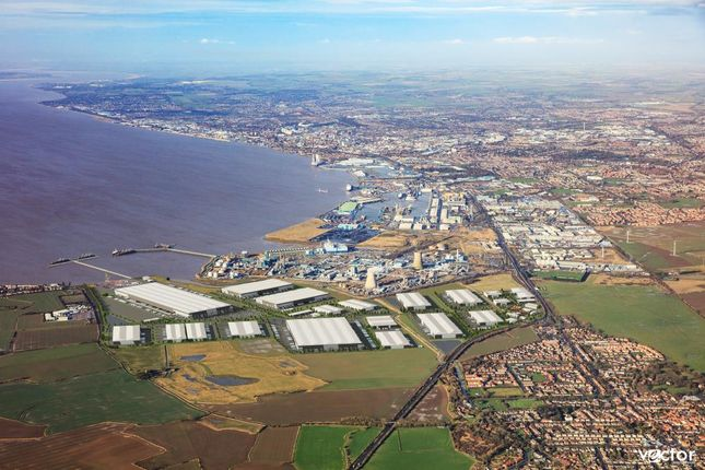 Industrial to let in Humber International Enterprise Park, Hull