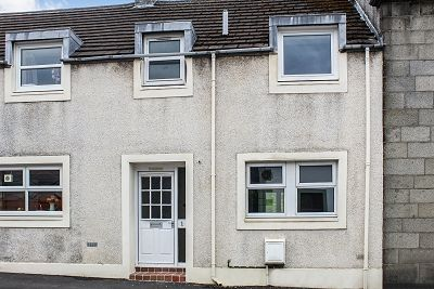 Thumbnail Terraced house for sale in 1 Brewery Pool, Newton Stewart