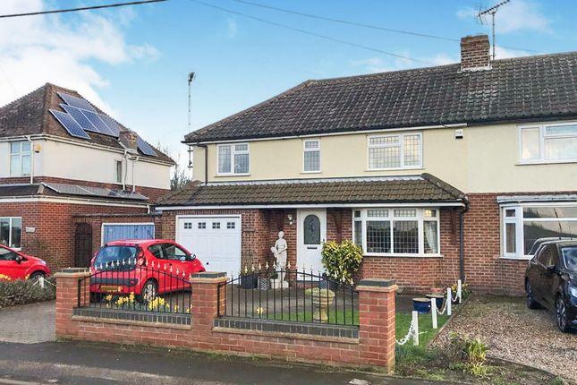 Semi-detached house for sale in Harwich Road, Great Oakley, Harwich