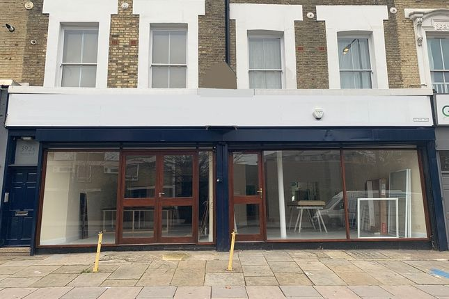 Thumbnail Retail premises to let in Harrow Road, Maida Vale, London