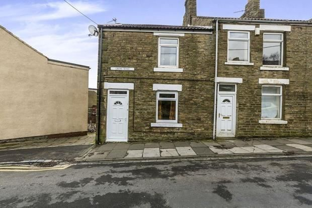 Grove Road, Tow Law, Bishop Auckland DL13