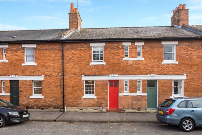 Thumbnail Terraced house for sale in Hayfield Road, Oxford, Oxfordshire