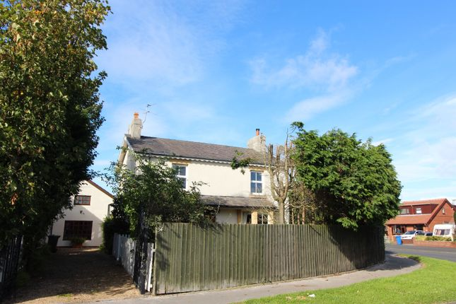 Thumbnail Detached house for sale in Marsh Road, Thornton
