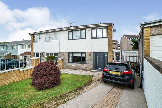 3 bed semi-detached house for sale in Caemawr Gardens, Porth CF39