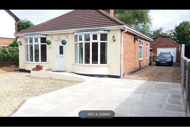 Thumbnail Bungalow to rent in Crook Lane, Winsford
