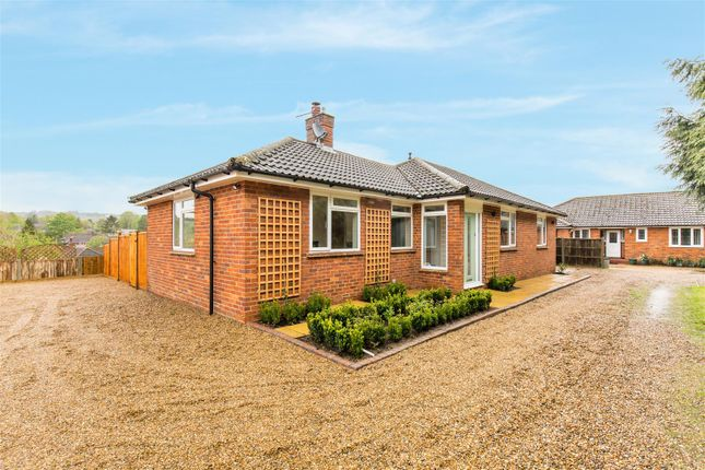 Thumbnail Detached bungalow for sale in Grange Close, Westerham