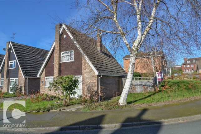 Thumbnail Detached house to rent in Beechways Drive, Neston, Cheshire
