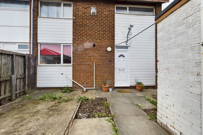 Thumbnail End terrace house for sale in Cheddar Close, Middlesbrough