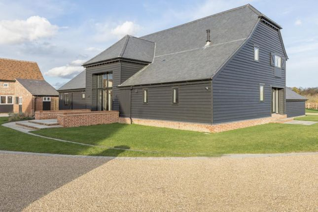 Thumbnail Barn conversion for sale in Old Lodge Court, White Hart Lane, Chelmsford, Essex