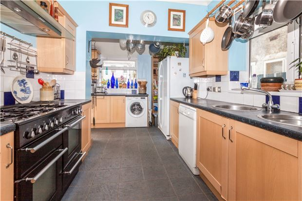 Thumbnail Semi-detached house for sale in 139 Bulverhythe Road, St Leonards-On-Sea, East Sussex