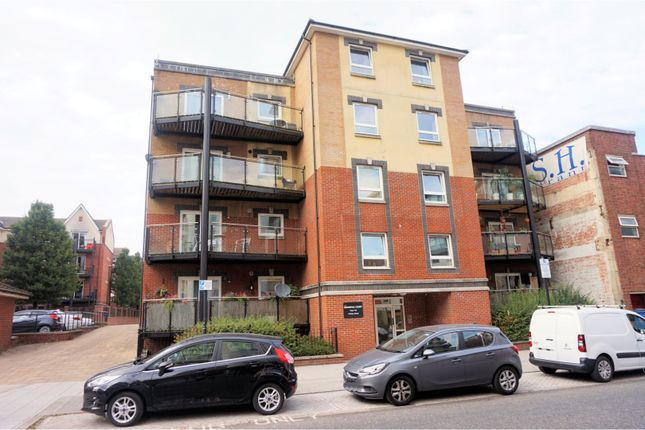 Thumbnail 1 bed flat for sale in 6 Briton Street, Southampton