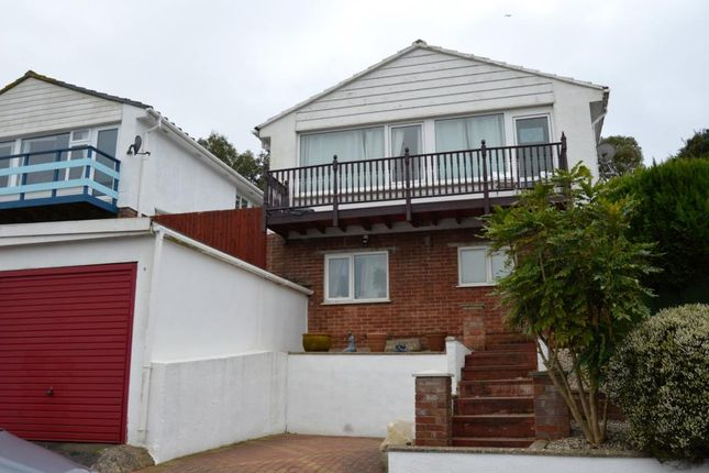 Thumbnail Detached bungalow for sale in Pellew Way, Teignmouth, Devon