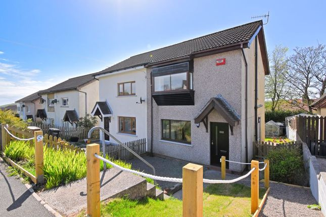 2 bed semi-detached house for sale in Westmorland Road, Hensingham, Whitehaven CA28