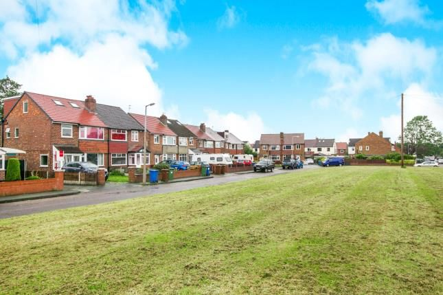 Thumbnail Semi-detached house for sale in Curzon Green, Offerton, Stockport, Cheshire