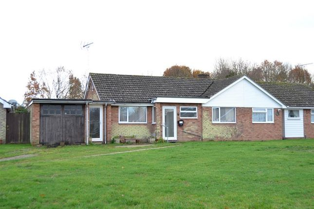 Thumbnail Bungalow for sale in Meadow Close, Great Bromley, Colchester