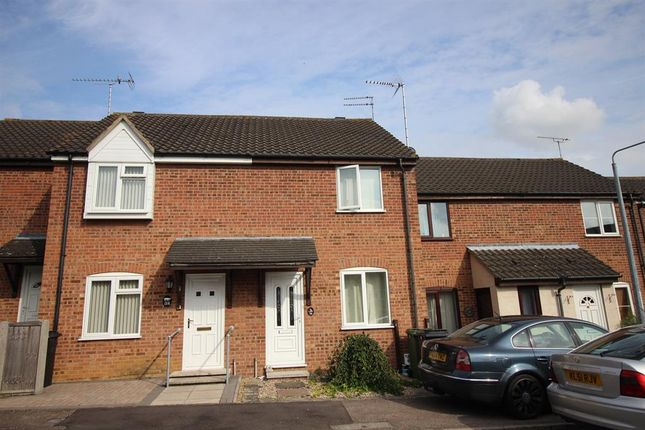 Thumbnail Terraced house for sale in Spiers Way, Diss, Norfolk